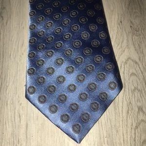 Ermenegildo Zenga- Silk Light Blue Tie NWT